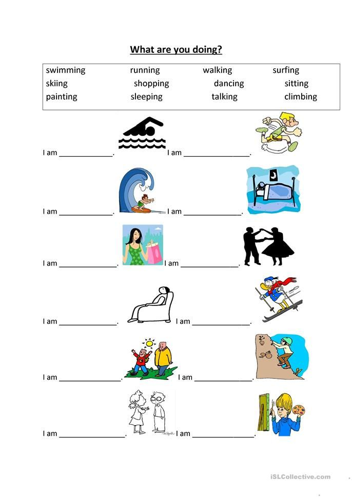 What Are You Doing Worksheets Free English Teaching Activities Elementary Worksheets