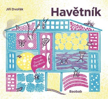 Havětník | české ilustrované knihy pro děti | Baobab Books