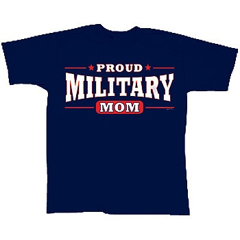 Proud Military Mom!