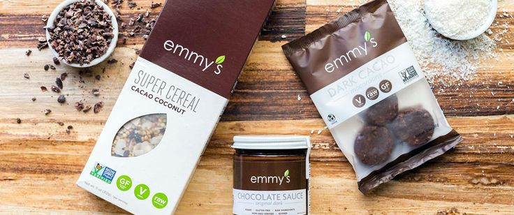 Learn How To Sell Natural Foods With Emmys Organics Start Gluten Free Organic Vegan Food Business Online On Shopify