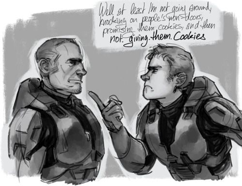 Poor Caboose, looks like he is about to cry. Me(Zara):Shh Caboose bae(no)… Red Vs Blue ...