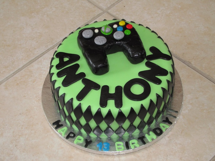 Cake Ideas For 13th Birthday Boy : 1000+ ideas about 13th Birthday Cakes on Pinterest ...