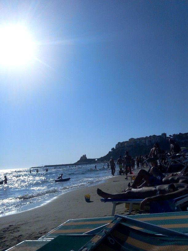 Sperlonga, sea