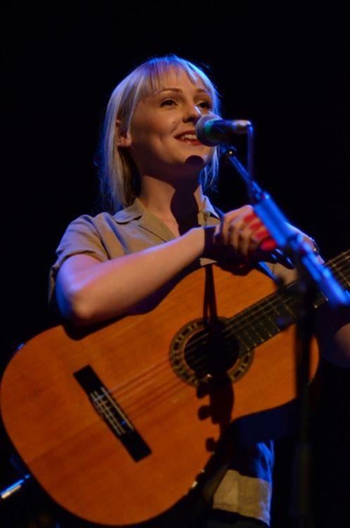 Laura Marling. a great English singer.