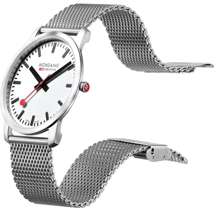 Mondaine is introducing a new Ultra-thin collection called Simply Elegant. Mondaine has always been a leader in design, using the instantly recognizable Swiss Railways Clock dial, emulating the time-honored design present in every Swiss train station. $349.99