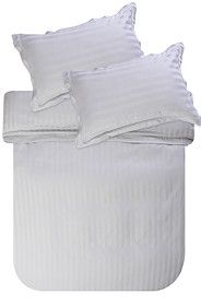 300 THREAD COUNT COTTON DUVET COVER SET