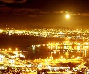 Cape Town Moon