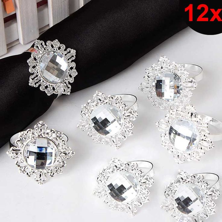 cheap favor decoration buy quality favor envelopes directly from china ring wide suppliers new diamond napkin ring serviette holder wedding banquet dinner