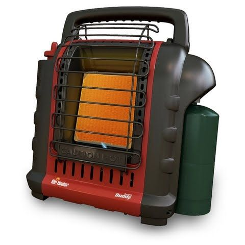 Mr . Heater Portable Buddy Heater: North America`s most popular portable propane heater! This patented… #OutdoorGear #Camping #Hiking