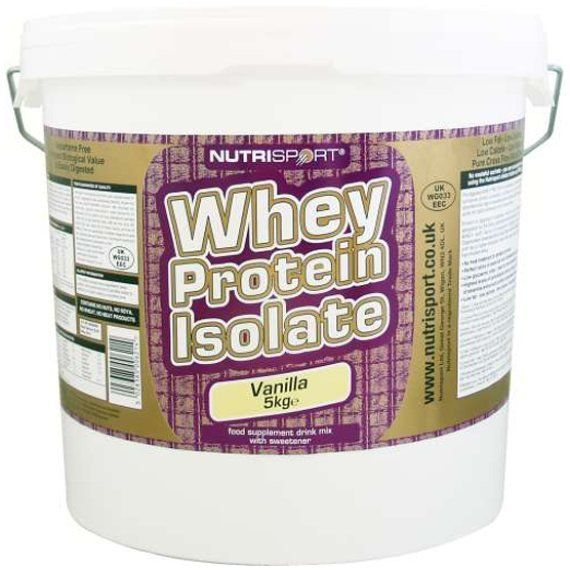 Nutrisport Whey Protein Isolate