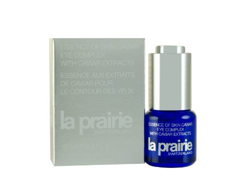"""Skin Caviar """"Essence Of"""" Eye Complex 0.5 Oz. Size: 0.5oz. La Prairie Essence Caviar Eye Complex-/0.5OZ. Fragrance Notes: a full-bodied, rich floral. La Prairie a full-bodied, rich floral. romantic. Year Introduced: 1993. Recommended Use: romantic. Items: 12. Width: 500, height: 400."""