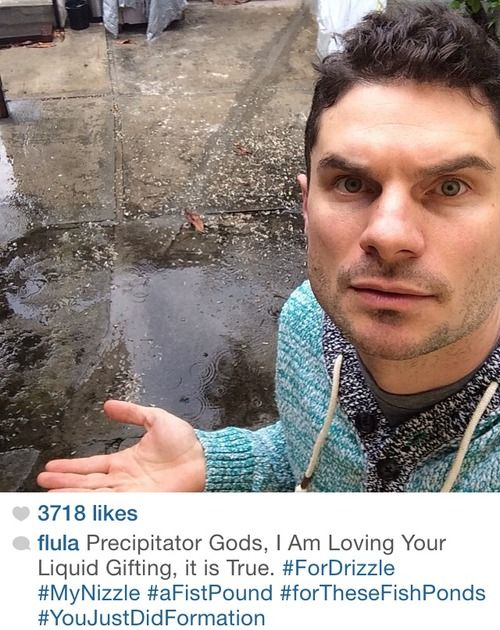 sparkydapenguin:  Can we talk about Flula's hashtag game?