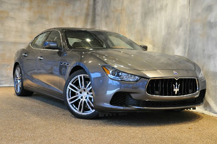 2015 Maserati Ghibli Review and Price