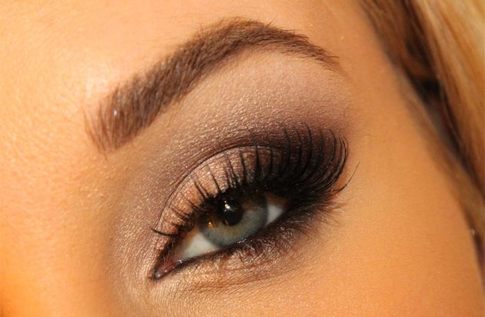 Dagens makeup – Too Faced Boudoir eyes | Helen Torsgården – Hiilens sminkblogg