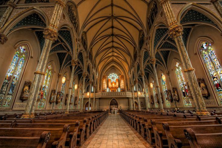 Cathedral of St. John the Baptist, Savannah, GA