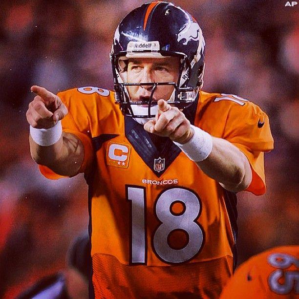 "We ""love"" the Denver Broncos | Peyton Manning, Go Broncos!"