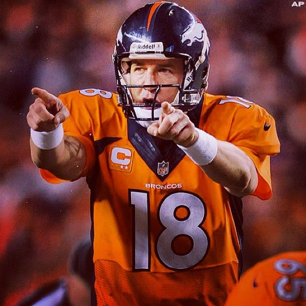 "We ""love"" the Denver Broncos 