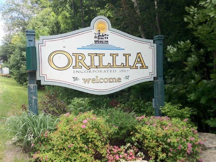 Sunshine City! Be sure to visit Parenting By Nature when you're passing through Orillia.