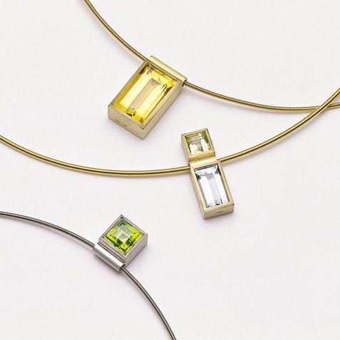 Halsschmuck – Galerie Isabella Hund, Schmuck gallery for contemporary jewellery