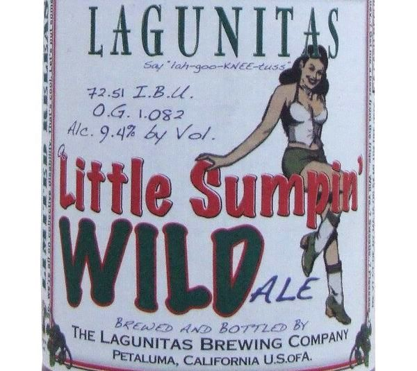 Lagunitas A Little Sumpin Wild Ale 355ml Beer in New Zealand - http://www.frenchbeer.co.nz/beer-from-france-in-nz/lagunitas-a-little-sumpin-wild-ale-355ml-beer-in-new-zealand/ #French #Beer #nzbeer
