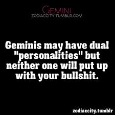 Image result for Gemini quotes and personality sayings