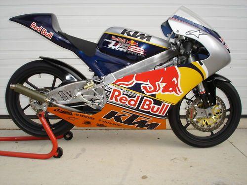 ktm 125cc motogp