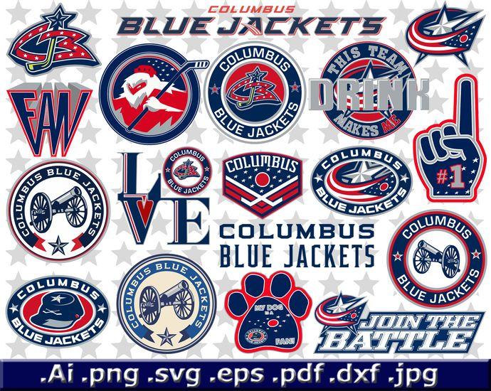 Pin On Columbus Blue Jackets Fan