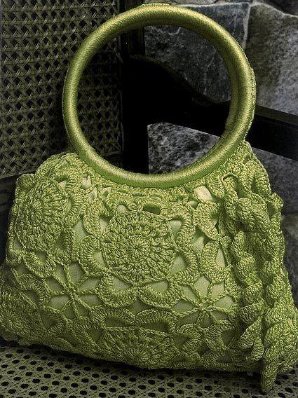Crochet Gold: bags