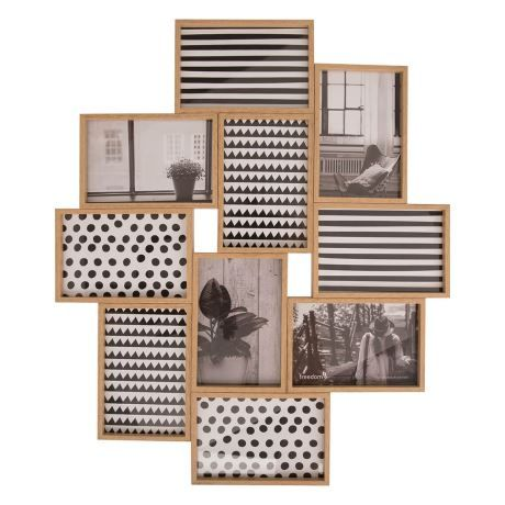 PAX 10 x 4x6 inch frame cluster