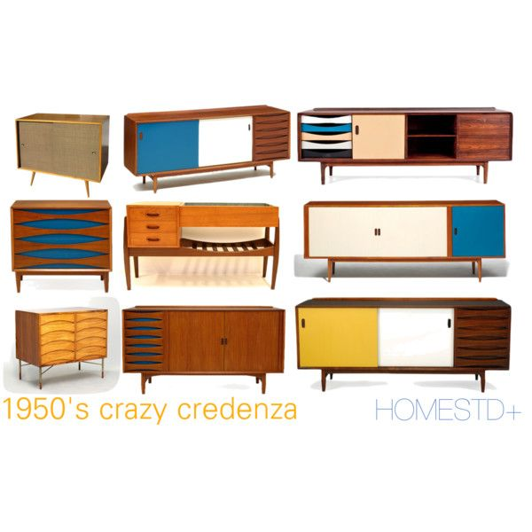 """50's crazy credenza"" by rubygrosse on Polyvore"