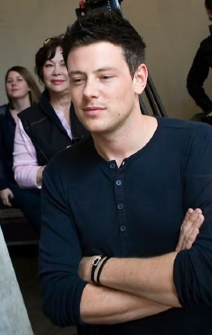 Yes Please! Cory Allan Monteith / Fin / Glee