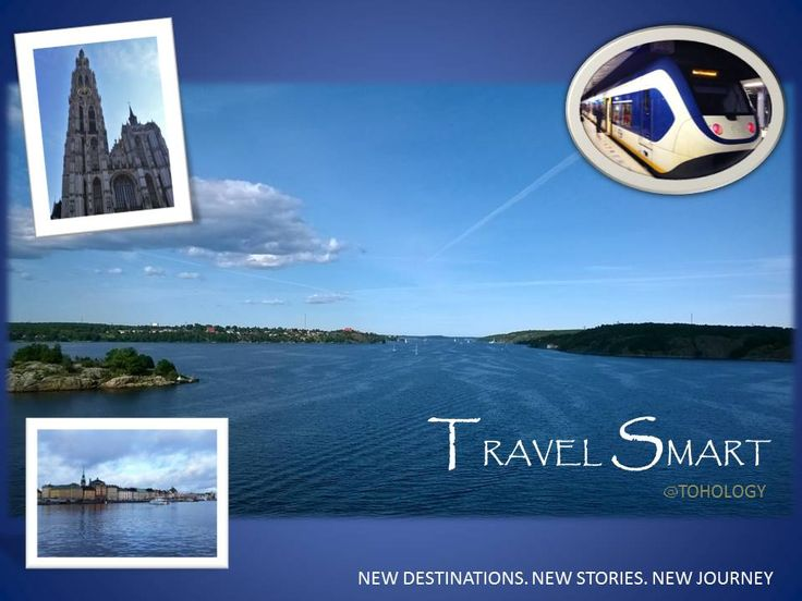 Travel Smart returns with all new stories.   New destinations: #Sweden, #Latvia, #Belgium, #Estonia, #Netherlands, #Canada, and more  @TOHOLOGY