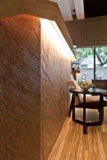 slate stone wall cladding feature wall covering for living room, back splash for kitchen or bathroom walls.