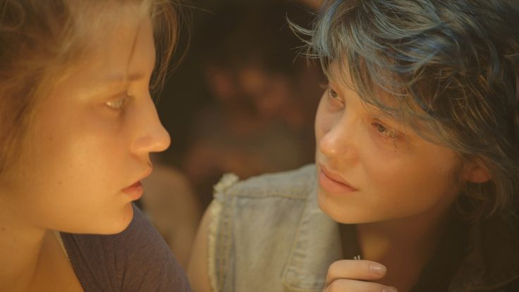 BLUE IS THE WARMEST COLOR Review. BLUE IS THE WARMEST COLOR Stars ...