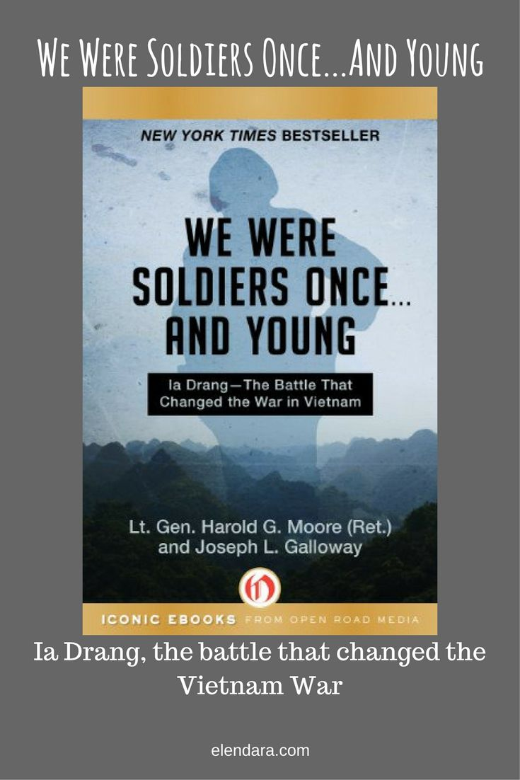 We Were Soldiers Once . . . and Young Book Cover