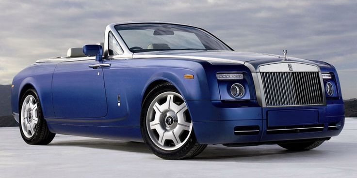 I adore such cute new Rolls-Royce model!