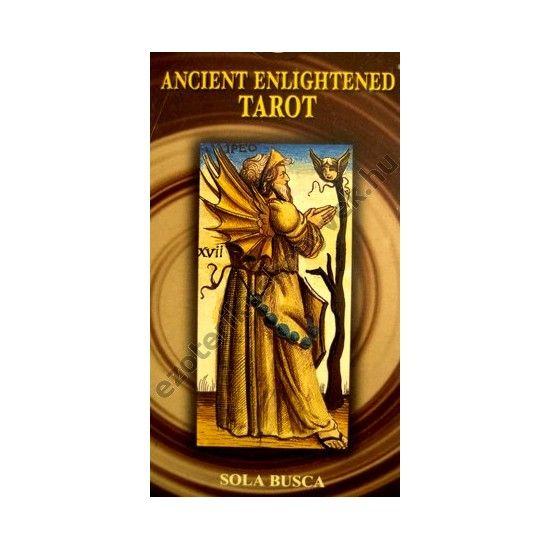 Ancient Enlightened Tarot - Ősi Megvilágosodott Tarot Kártya