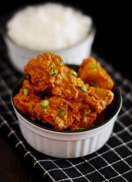 Chicken Masala Roast