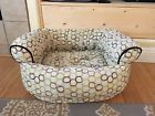 Bowser Double Donut Bolster Dog Bed Size Small