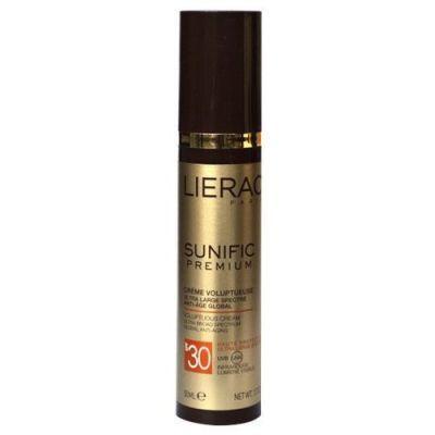 Yaşlanma belirtileri,ciltte oluşan kırışıklıklar kötü bir görüntüye sebep olur.Cildinizin istenmeyen kırışıklıklardan kurtulmasını sağlayarak,cildinizin genç görünmesine #Lierac Sunific Premium Voluptuous Cream #Global #Anti #Aging SPF 30 50 ml ürünü ile yardımcı olabilirsiniz.Diğer Lierac ürünlerine http://www.narecza.com/lierac sayfamızdan ulaşabilir sipariş verebilirsiniz.