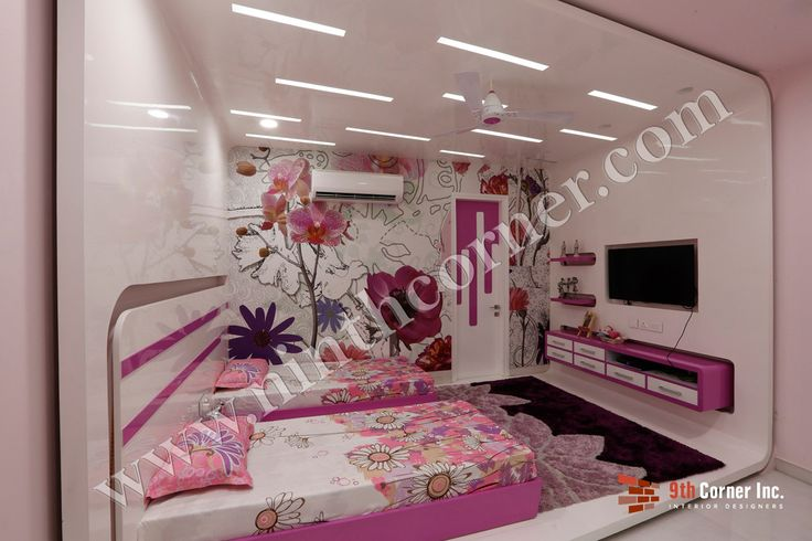 Interior Decoration for Girls Room, and Many other Themes. Visit http://www.ninthcorner.com
