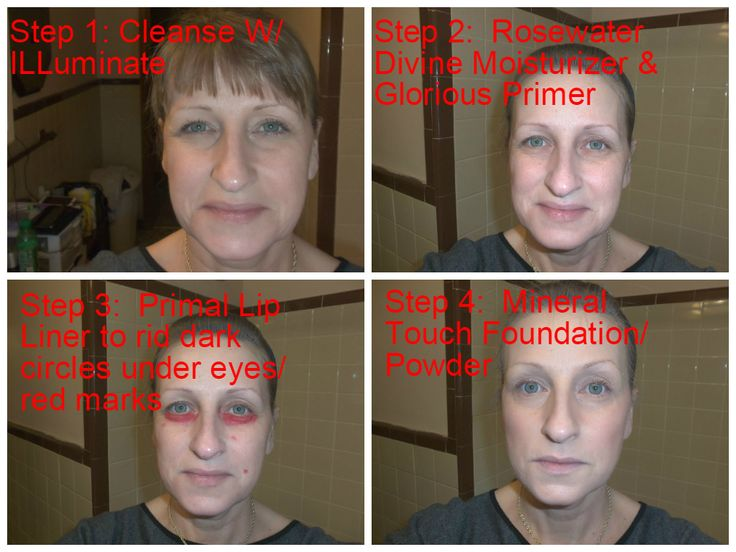 Proper steps in using Younique products @LashesbyLouise.com