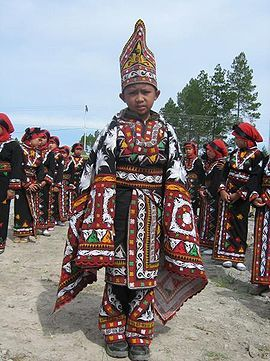 Guel dance, Aceh Tengah (Gayo Highland), Northern Sumatra, Indonesia