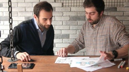 """Το Stikey είναι ένα αξεσουάρ για smartphones που δημιούργησαν δύο νέοι από τα μέρη μας και βρίσκεται στο Kickstarter. To Pathfinder συνάντησε τον Ηλία και τον Μελέτη, ιδρυτές της start-up """"dcubed"""". Οι δύο φίλοι και νέοι επιχειρηματίες μας μίλησαν για το έξυπνο αξεσουάρ τους, καθώς και για τη μέχρι στιγμής εμπειρία τους στη δημοφιλή πλατφόρμα crowdfunding.Διαβάστε περισσότερα, εδώ."""
