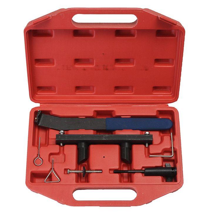 7 Pcs Car Repair Tool Kit Timing Tool Kit Set For Audi A3 A4 A6 For Volkswagen 2.0FSI/TFSI Garage