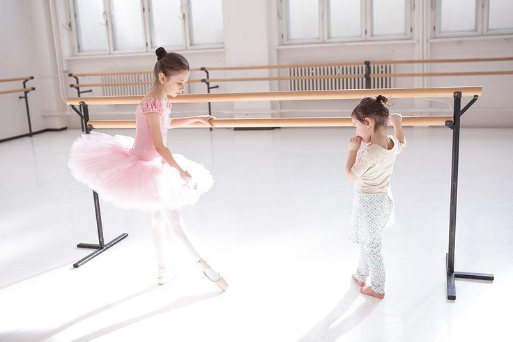 Lakcja baletu tutu