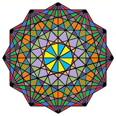 Star & polygon (cor)