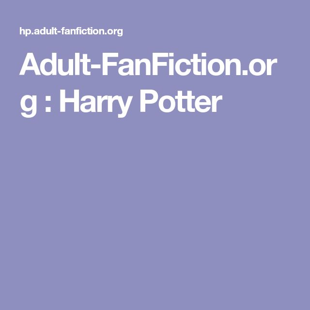 Adult fanfictions — photo 12