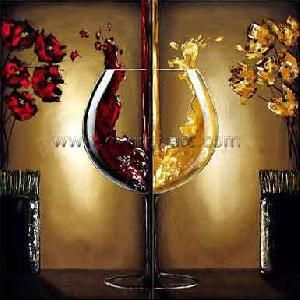 Wine Wall Art 118 best wine art images on pinterest | wine art, painting and