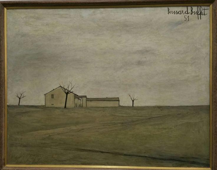 1951_Nanse _Surugadaira musée Bernard Buffet
